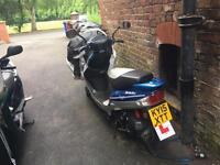 Lexmoto scooter 50cc 2015
