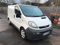 Vivaro Van Great Condition 12 Months Mot! cd player towbar like trafic transit