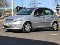 2003 (Sep 53) CITROEN C3 1.4 HDi 16V SX - Hatchback 5 Doors - DIESEL - Manual - SILVER *MOT/FSH/PX W