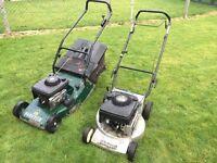 Petrol 4 Stroke Lawn Mowers