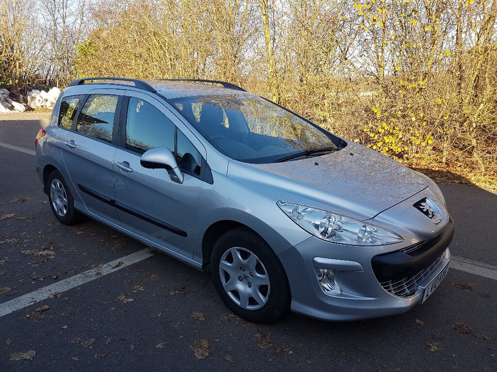 Peugeot 308 SW 1.6 HDi S 5dr 2010 £2000