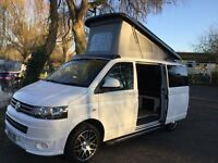 2014 VOLKSWAGEN TRANSPORTER T5 BRAND NEW CAMPER VAN CONVERSION WITH AIRCON