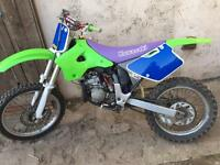 Kx 125 for sale or swap