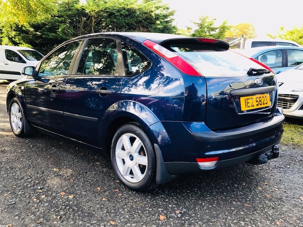 Mint 2005 Ford Focus 1.6 LX 5DR only 99k ,trade in considered at trade prices, credit cards accepted