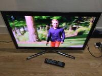 """AS NEW,32""""SAMSUNG SMART LED FULL HDTV"""