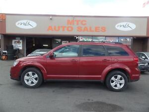 2011 Dodge Journey SXT, 7 PASSENGER, SUNROOF