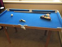 Pool Table 4ft