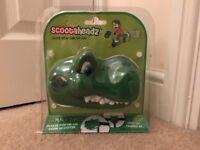 BNWT Scootaheadz Dinosaur