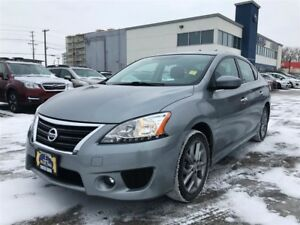 2014 Nissan Sentra 1.8 SR - CLEARANCE SPECIAL!!!