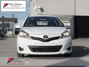 2012 Toyota Yaris LE, POWER WINDOWS
