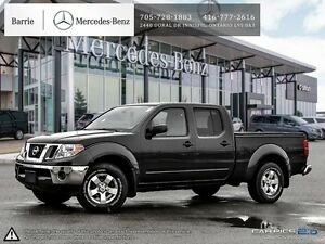 2012 Nissan Frontier SV Crew Cab!! 4WD!!