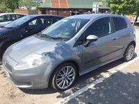 Fiat Punto 2006 Sporting Multijet 1.9 Diesel Manual 3dr Grey