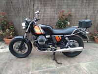 Moto Guzzi, V7, 2013, 744 (cc)
