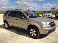 2006 Chevrolet Equinox LS Rated A+ by the B.B.B