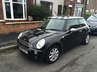 Mini one mint condition ,chrome pack