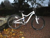 SPECIALIZED MYKA FSR COMP Ladies Full Suspension Mountain Bike