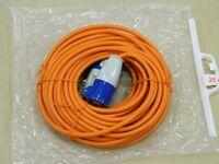 Electric Hook-Up Cable 25mtr Caravan/Motorhome/Campervan
