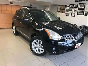 2012 Nissan Rogue SL 1 OWNER LOCAL TRADE!!