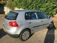 Vw Golf 1.4 fsi 2005 BREAKING FOR PARTS