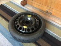 Continental 115 70 R16 car spare tyre
