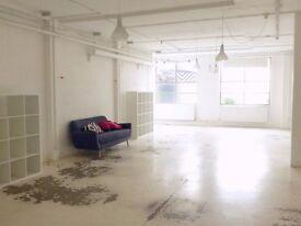Studio/Office, 206B, Light, Bright, Netil House, Shoreditch, Hackney, East London, E8