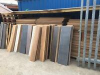 Free Pallets Of B Grade And Scrap laminate flooring