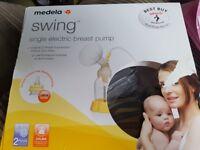 Medela swing electric breast pump.