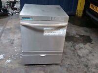 winterhalter GS302 undercounter dishwasher commercial dishwasher for restaurant