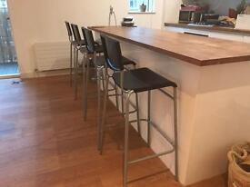 Ikea Bar stools - great condition