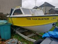 16ft fishing boat