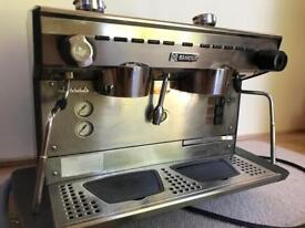 Rancilio Classe 6 coffee machine