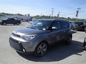 2015 Kia Soul + | Leather | Push Start | Heated Seats