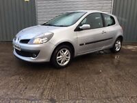 2006 RENAULT CLIO 1.6 VVT DYNAMIQUE ***FULL YEARS MOT*** similar to corsa jazz punto polo yaris