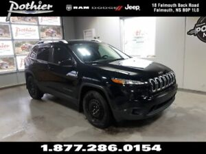 2017 Jeep Cherokee North | 8.4 TOUCHSCREEN | HEATED SEATS | REAR