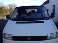 VW T4 campervan - fully converted