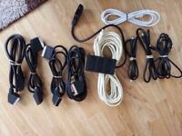 Scart lead and other cables