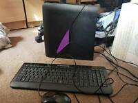 Fast Gaming alienware pc. Cpu i7 4 generation 3.4 ghz