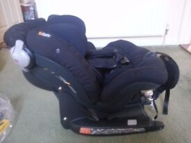 Car Seat. BeSafe IZI Combi 4 6m-4y Rearward (ISOfix) and Front facing