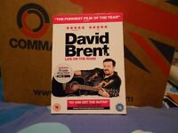 NEW sealed Ricky Gervais/ David Brent Life on the Road DVD