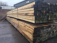 Timber, wooden planks, NEW, 3x2, 17.9ft long
