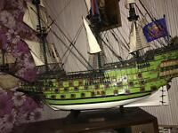 Ship galleon collectors rare