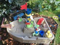 Little Tikes Sand and Water Table Anchors Away