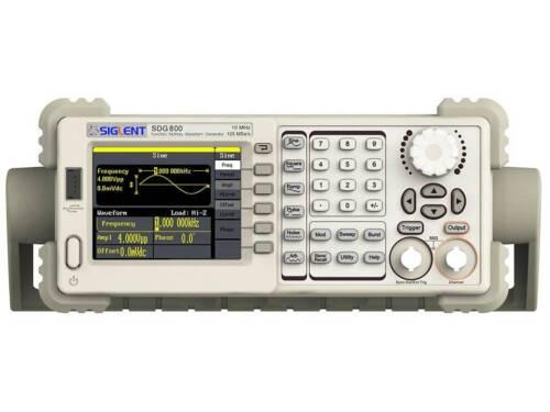 Siglent SDG810, 10 mhz Bandwidth Signal Generator, Arbitrary Waveform Generator,