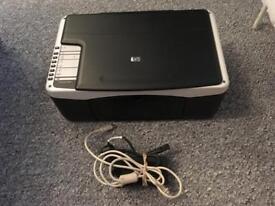 Hewlet packard printer / scanner