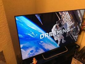 "Sony 50"" 3D smart tv led 1080i"