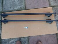 VW Tiguan Roof Bars and Front Rubber Mats