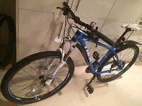"TREK Mountain Bike, X-Caliber 8, 29"", 2014 - frame 18.5 (Medium), Blue/White"