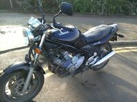 Yamaha xj600n diversion. low miles.