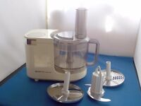 Kenwood Cuisine food processor
