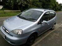 2005 Daewoo Tacuma 1.6 petrol - SWAP preferred